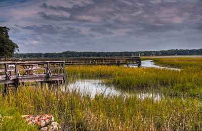beaufort-river-grasses-hdr