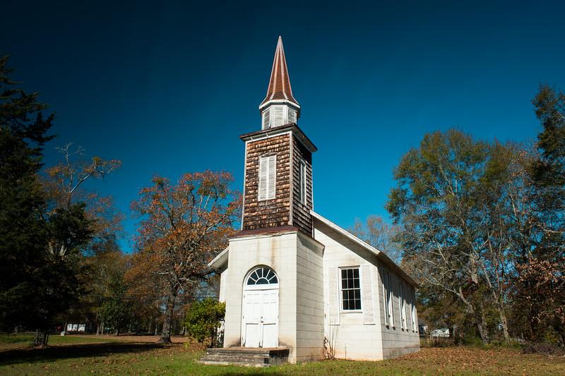 Cokesbury, SC (Greenwood County) November 2015