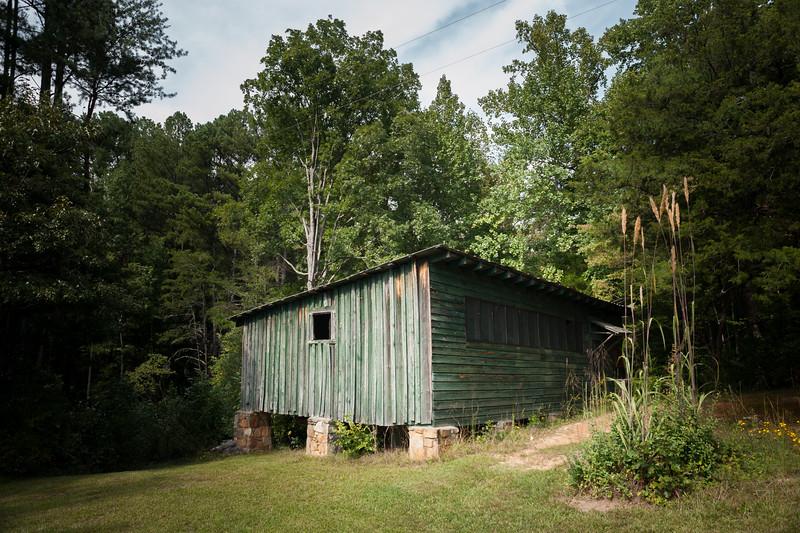Pickens County (SC) September 2015