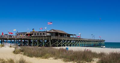 Myrtle Beach.  Pier #14.