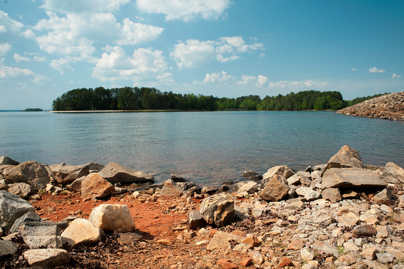 Lake Hartwell, SC (Anderson County) May 2015