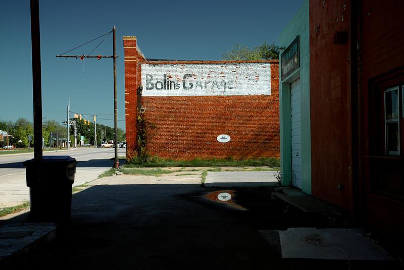 North, SC (Orangeburg County) April 2012