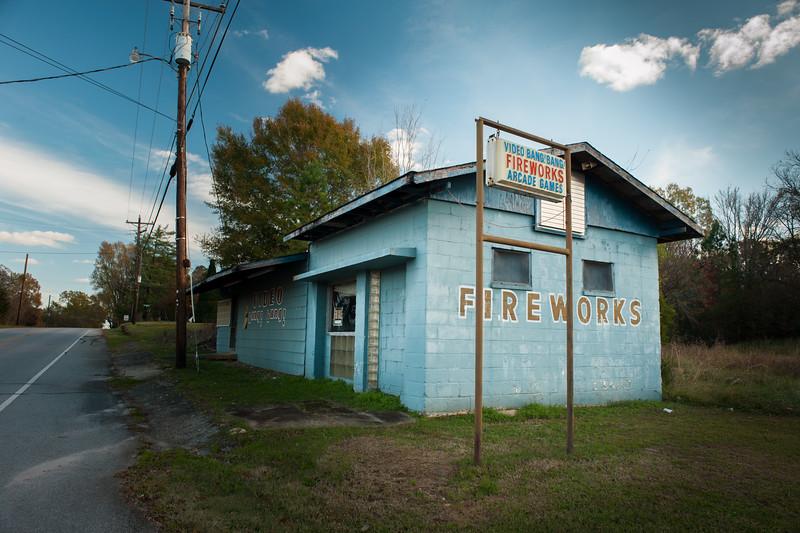 Calhoun Falls, SC (Abbeville County) November 2015