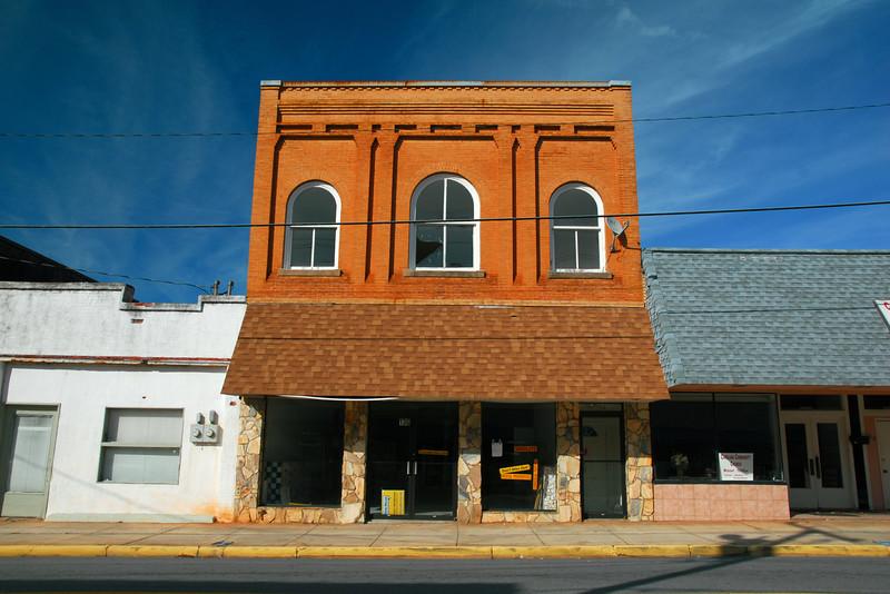 Liberty, SC (Pickens County)November 2011
