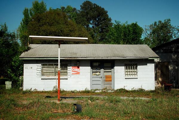 The Forgotten South Carolina