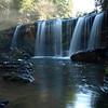 Brasstown Falls Veil