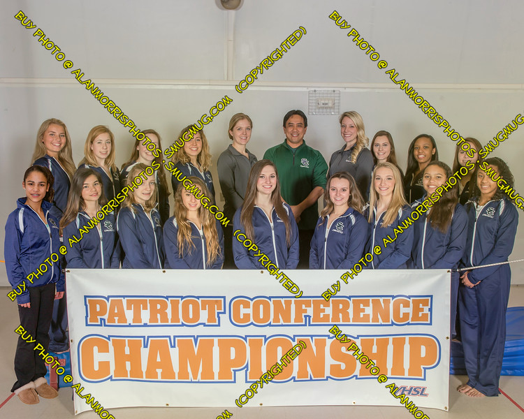 Patriot Conference Champions 8x10