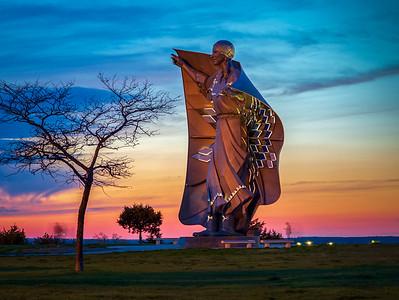 South Dakota Landmarks