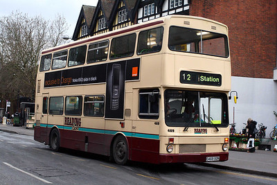 MCW Metrobus