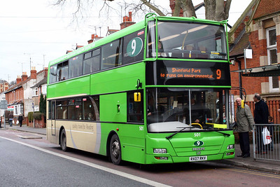 Reading Buses (UPDATE 10/07/2016)