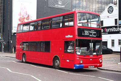 T697KPU Regal Busways