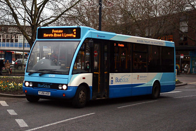 Stagecoach East - Bedford
