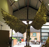 "This beautiful Icarus by Nicola Godden was in the <a href=""http://www.virtualsupportservices.com/"" target=""_blank"">Talos Art Foundry</a>"