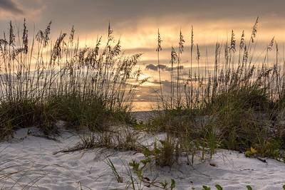 Golden hour in Boca Grande