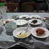 I love Korean food.