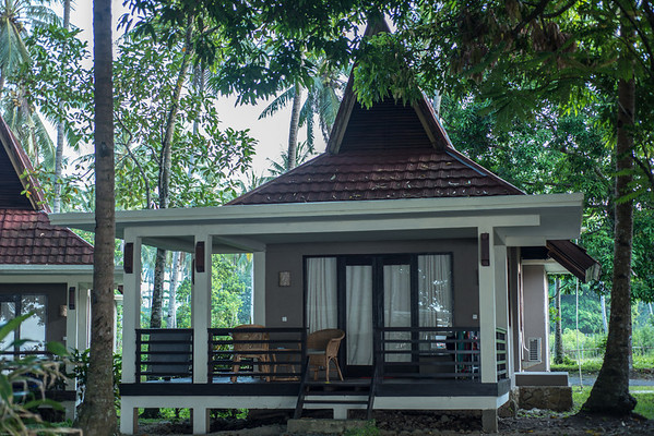 Our cottage at Maluku Dive resort, in Ambon Indonesia