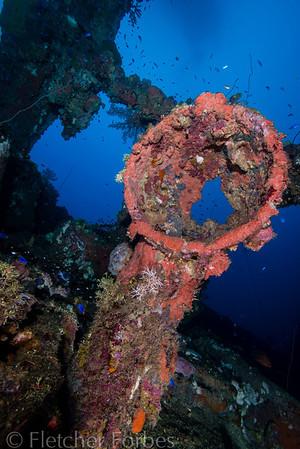 deck telegraph, Nippo Maru
