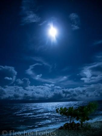 night sky, Southern Leyte