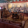 "La Posada Hotel. <br /> <br /> This mural has portraits of people whose ended their own lives (with  a few exceptions).<br /> <br /> The artist is Tina Mion.<br /> <br /> <a href=""http://laposada.org/art-exhibitions/"">http://laposada.org/art-exhibitions/</a>"