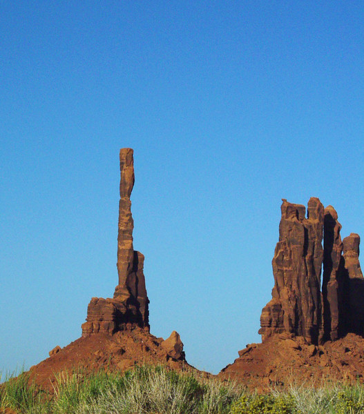 Monument Valley - Totem Pole 1