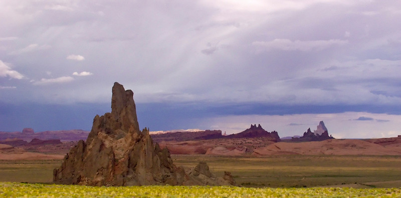 Kayenta, AZ (south of Monument Valley)