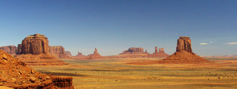 Monument Valley - Overlook
