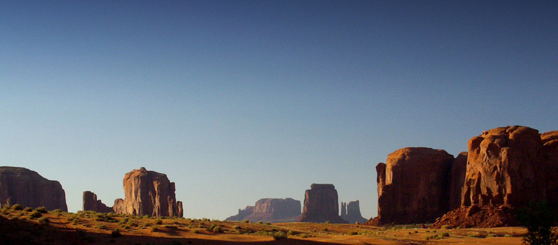 Monument Valley - 1