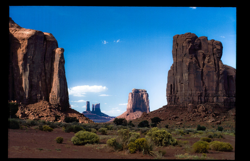 Monument Valley (October 1979)