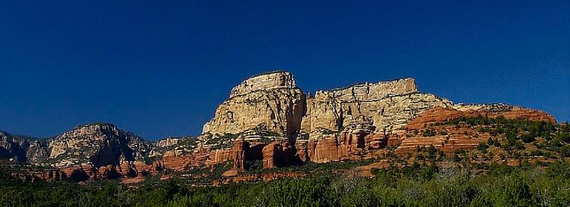 Mescal Mountain
