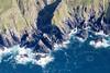 Aerial photo of Gurnards Head.