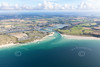 Aerial photo of Hayle.