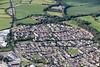 Aerial photo of Helston.