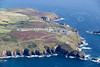 Aerial photo of Lands End.