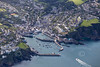 Aerial photo of Mevagissey-5