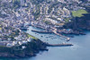 Aerial photo of Mevagissey-1
