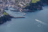 Aerial photo of Mevagissey-4