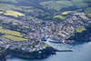 Aerial photo of Mevagissey-3
