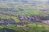 Aerial photo of Geevor Mine.