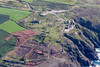 Aerial photo of Levant Mine.