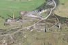 Aerial photo of Botallack Mine.