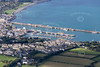 Aerial photo of Newlyn.