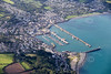 Aerial photo of Newlyn.