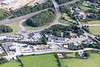 Aerial photo of Redruth.
