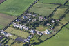 Aerial photo of Rinsey Croft.