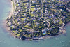 Aerial photo of St Mawes-2