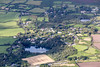 Aerial photo of Tresowes Green.