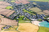 Aerial photo of Trevone.
