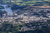 Aerial photo of Truro.