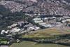 Aerial photo of Trenant Industrial Estate.