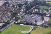Aerial photo of  Wadebridge School and Wadebridge Town Football Club.